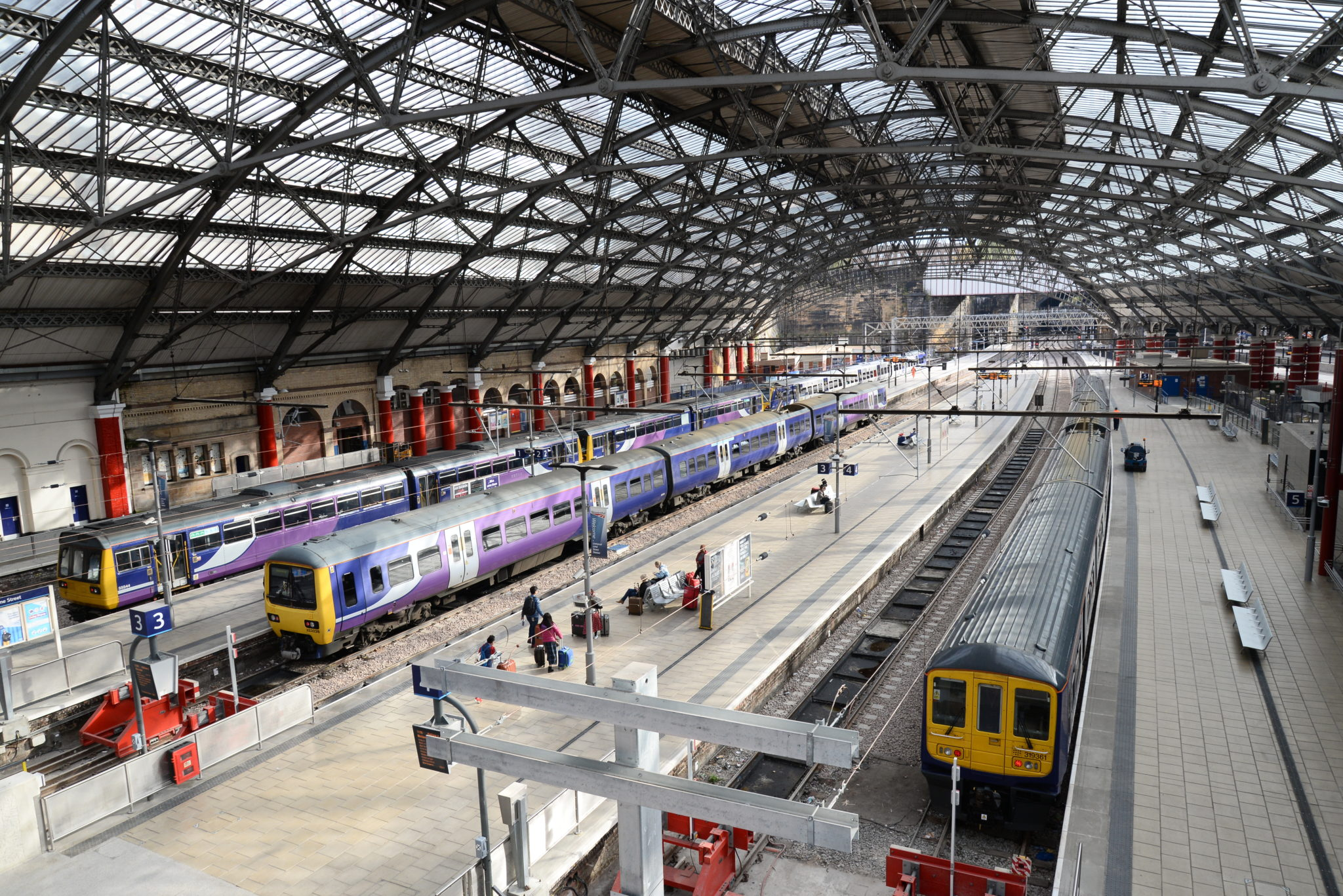 Liverpool Lime Street Wins Top Spot in National Rail Passenger Survey