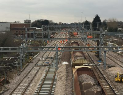UK: Preferred Bidders for Network Rail Contracts Announced