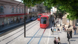 Parramatta Light Rail Project