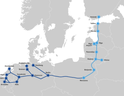 Finland to Establish Limited Company to Participate in Rail Baltica Project