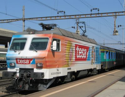 Swiss Federal Railways to Sell Four Re 446 Locomotives