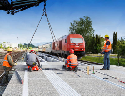OEBB to Invest 381 Million Euros into Styrian Rail Network