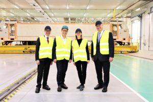 Bombardier and Akiem Unveil TRAXX DC3 Locomotive for Poland