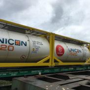 UNICON 1520 tank container