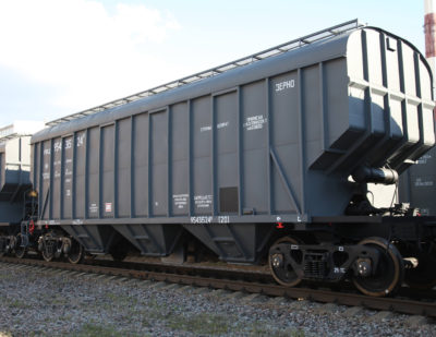 UWC to Supply 700 Grain Hopper Cars to Trade House RIF