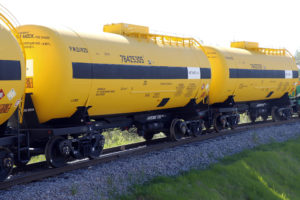 UWC to Supply 101 Ammonia and Methanol Tank Cars to Shchekinoazot