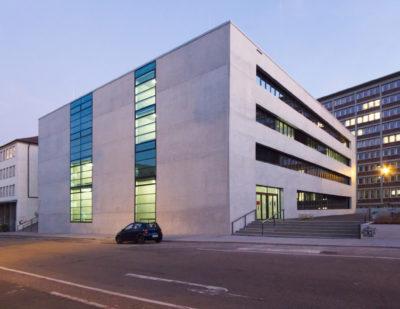 Stuttgart School Wins University Prize for Freight Transport and Logistics