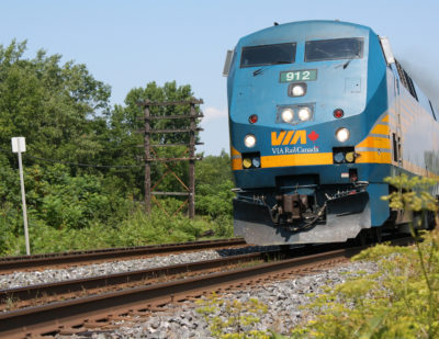 Suppliers Needed for VIA Rail Fleet Replacement Programme