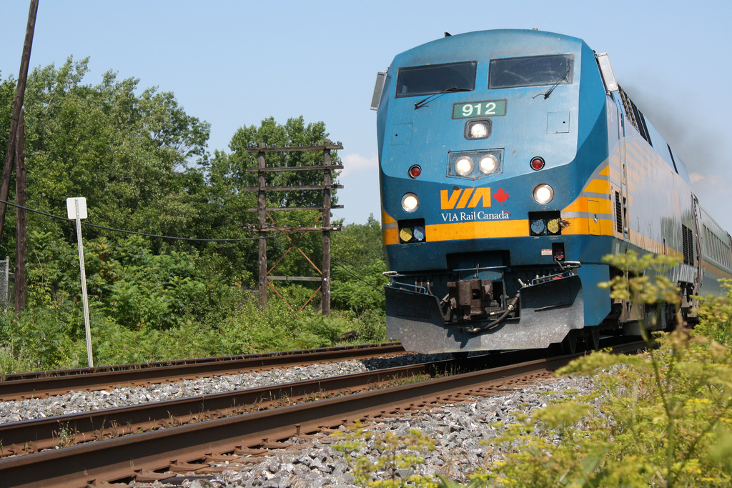 Procurement for VIA Rail fleet replacement