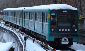 TMH wins Yekaterinburg Metro contract (here: 81-717 metro cars)