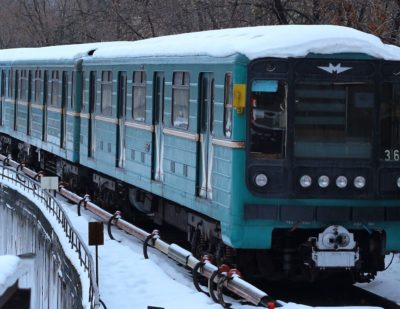 Transmashholding to Supply Yekaterinburg with New Metro Cars