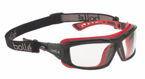 ULTIM8: Low Profile, High Impact Protection Safety Goggle