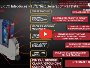 Rail Data and Signal Protection
