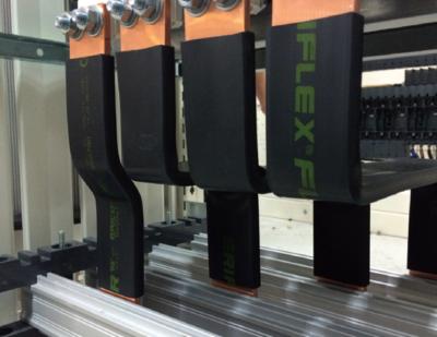 nVent ERIFLEX Flexibar Advanced flexible busbar_