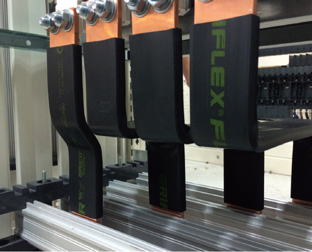 nVent ERIFLEX Flexibar Advanced Flexible Busbar