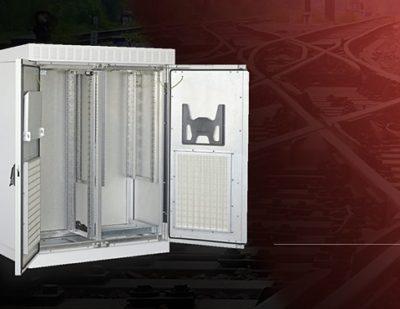 nVent SCHROFF Outdoor Modular Cabinet