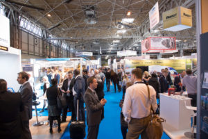 All Sectors Covered at Railtex 2019 as Last Few Exhibitor Spaces Remain
