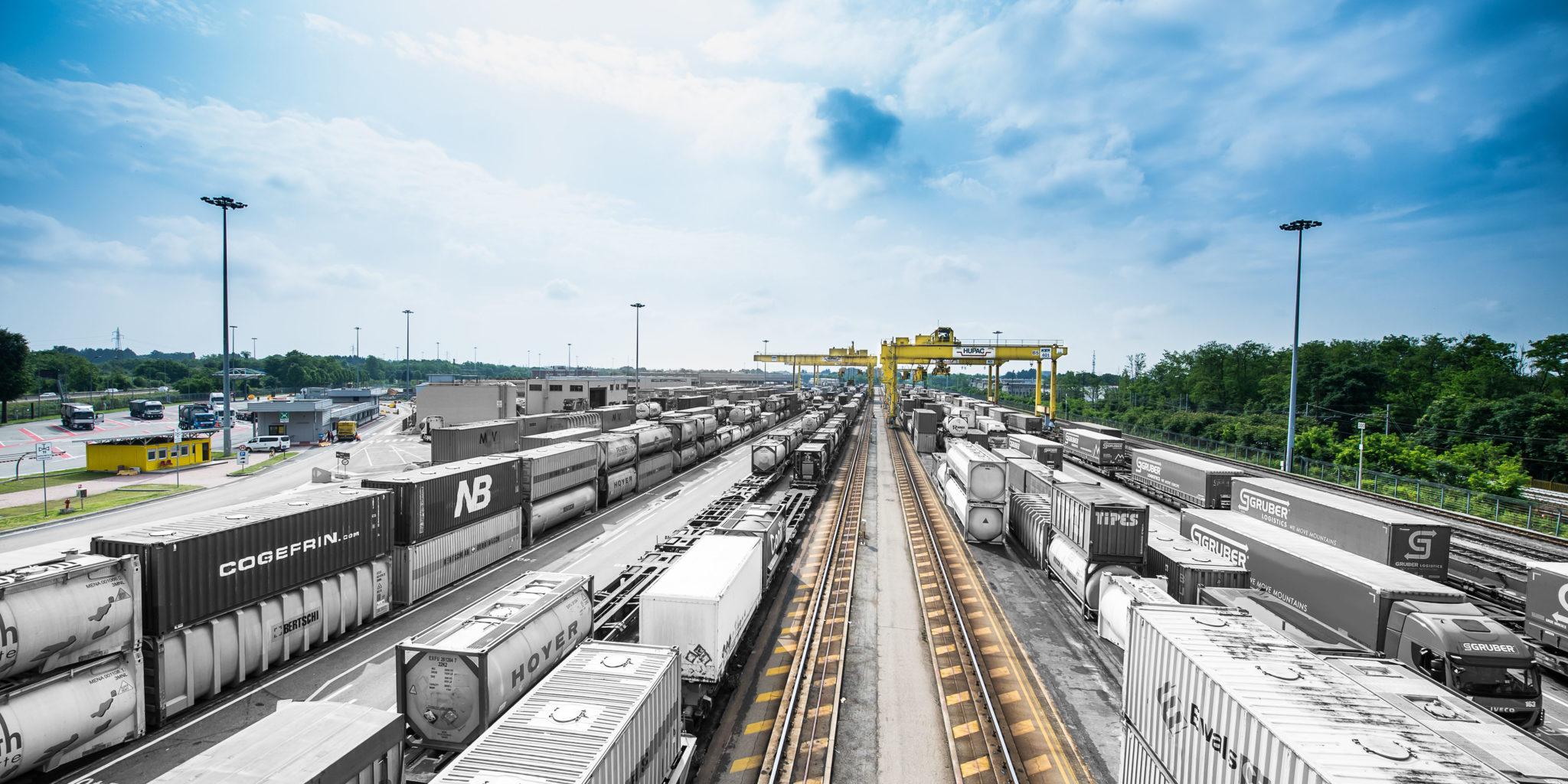 Hupac Logistics Switzerland