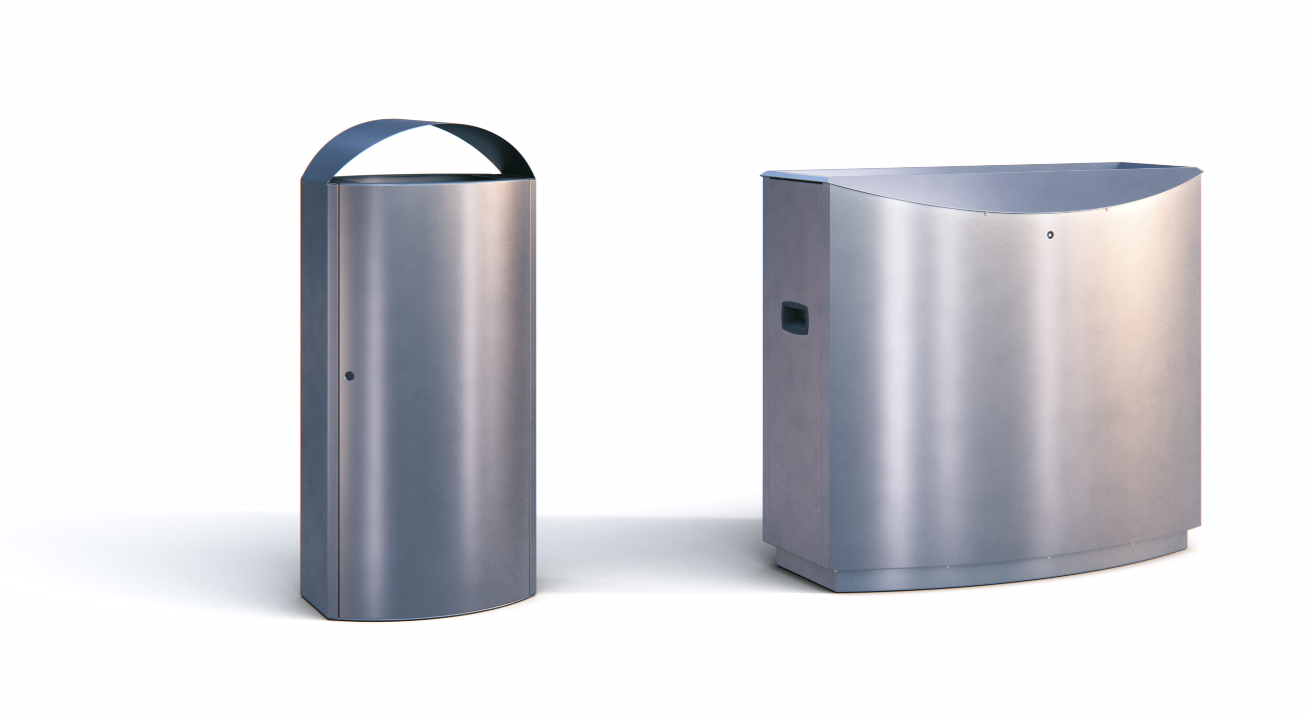 AUWEKO Stainless Steel Bins