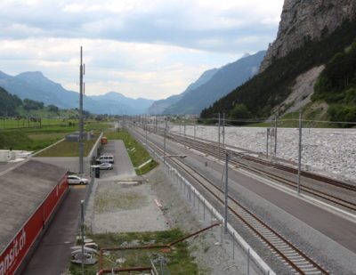 Trans-Alpine Freight Transport: Rail Increases Market Share to 70.5%