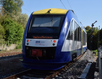 Bayerische Regiobahn Orders 41 Coradia Lint Trains from Alstom