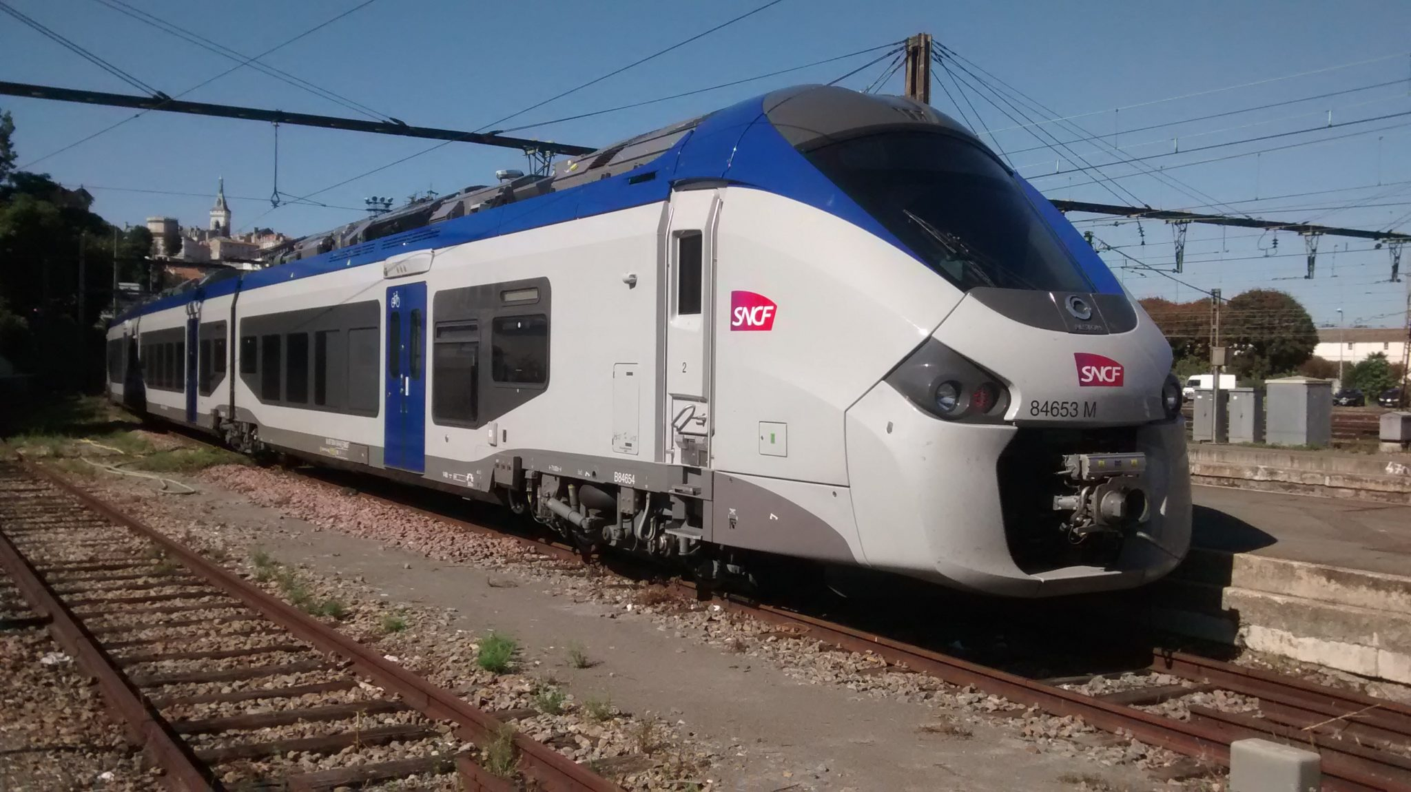 Alstom Coradia Polyvalent Régiolis