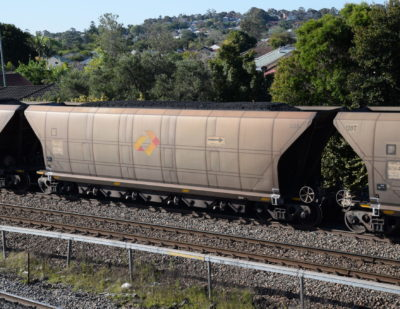 CRRC and Aurizon Sign Contract for 264 Narrow Gauge Coal Hopper Cars