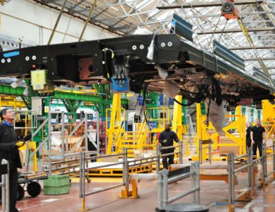 Bombardier Reopens Sites in Belgium and UK