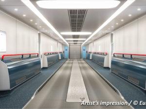 Bombardier PAX shuttle refurbishment contract