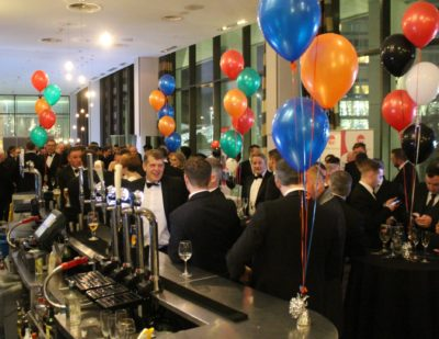 The CP6 Launch Event in Liverpool Proves a Big Success