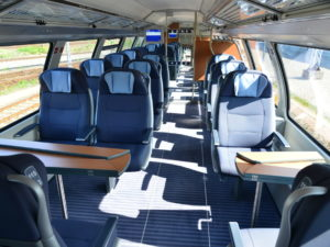 Deutsche Bahn's InterCity 2 Interior