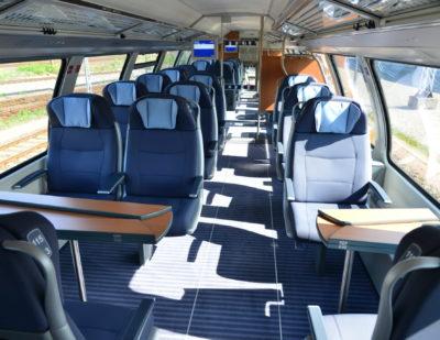 Deutsche Bahn: Free Wifi on All InterCity 1 and 2 Trains