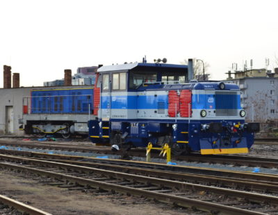 CZ Loko EffiShunter 300 Locomotives Dispatched to Serbia