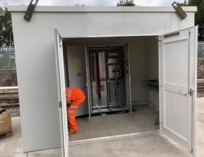 FCSC Depot Control System Site Installation