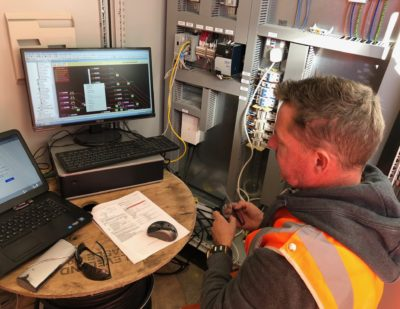 FCSC PLC Testing and Commissioning