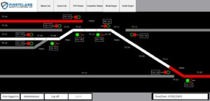 FirstClass Safety & Control Ltd Depot Protection System Screenshot