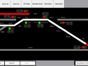 Depot Control System (DCS)