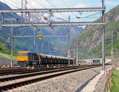 Switzerland to Reduce Price of Using Rail Network by 90 Million