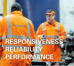 Harsco Rail Aftermarket Services