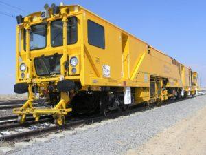 Rail Stoneblowing Technology