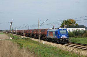 Polish Rail Company Lotos Kolej Buys 5 Newag Electric Locomotives