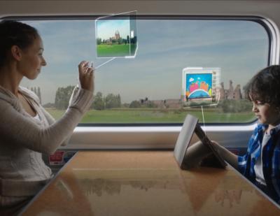 Nomad Digital Connected Passenger 2