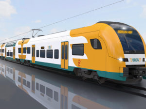 Siemens Desiro HC for the Elbe-Spree network