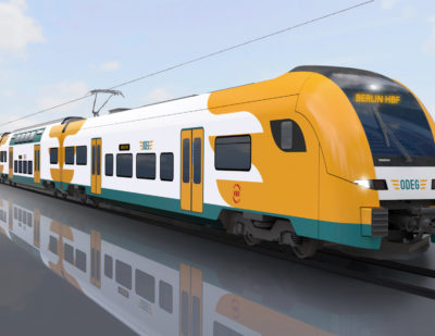 ODEG Orders 23 Siemens Desiro HC Trains for Elbe-Spree Network