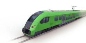 The PESA Elf EMU for RegioJet