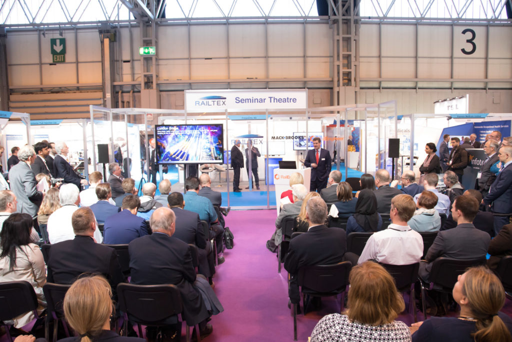 Recruitment Showcase Railtex 2019