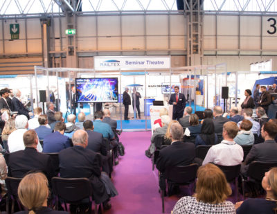 Securing Next Generation with Recruitment Showcase at Railtex 2019