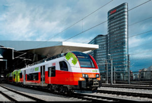 Siemens to Supply Additional 24 Desiro ML Regional Trains to OEBB