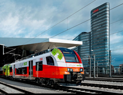 Siemens to Supply Additional 24 Desiro ML Regional Trains to OEBB