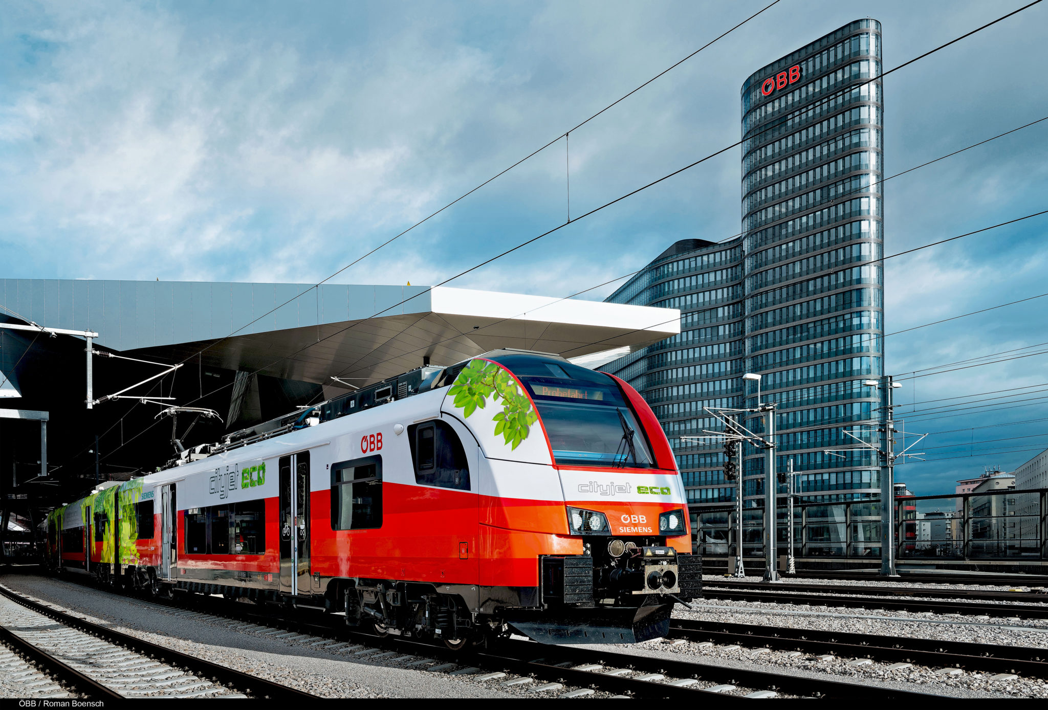 Siemens to supply 189 Desiro ML regional trains to OEBB